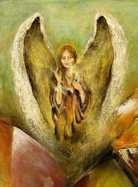 Bildausschnitt-Engel 1