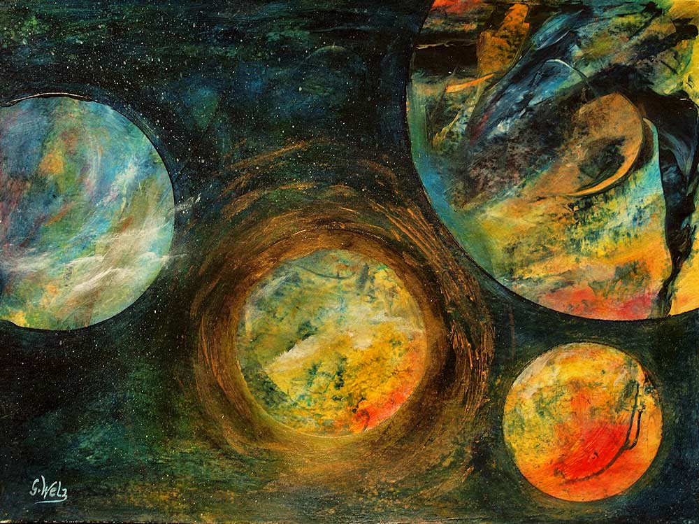 4 Planeten