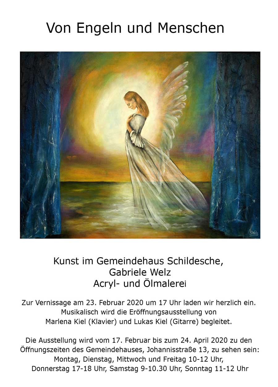Bilderausstellung im Gemeindehaus Schildesche